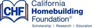 California Homebuilding Foundation logo